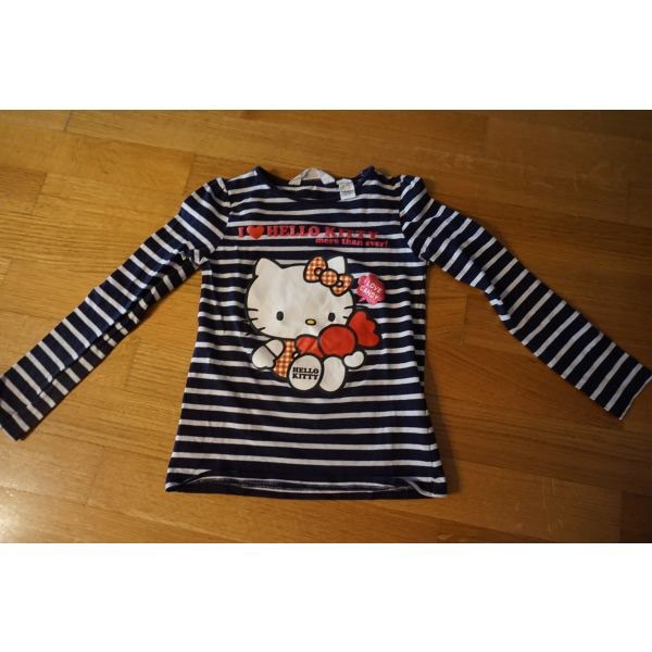 h m hello kitty μπλουζα για 6-8χρ for 5 EUR in Αθήνα  Παιδικά ... 8a9c36869b9
