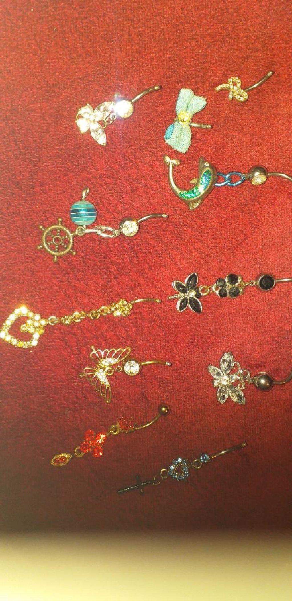 Σκουλαρίκια για την κοιλιά
