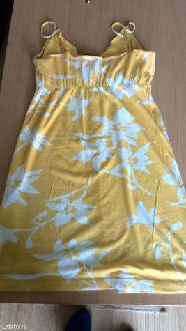 haljinica brenda YES OR NO,pamuk,prijatna za plazu,letnja - Pozega