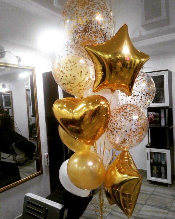 Белоснежные шары на свадьбу!. Photo 7