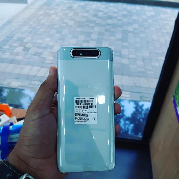 Yeni Samsung A80 128 GB boz. Photo 2