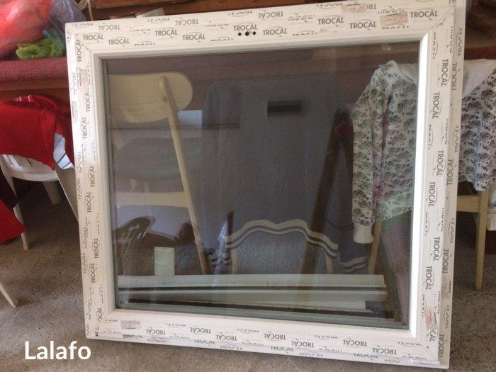 Novi pvc prozor,bele boje,dimenzije 118/106 - Kragujevac