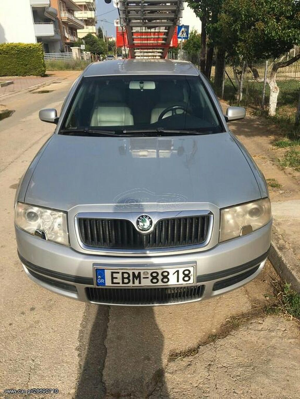 Skoda Superb 1.9 l. 2003 | 582000 km