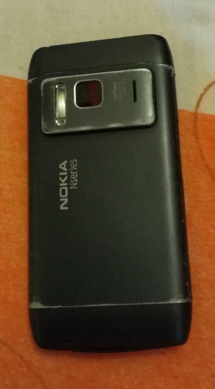 Nokia n 8. Photo 0