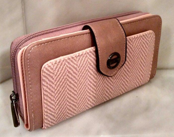 Γυναικείο πορτοφόλι. Photo 0