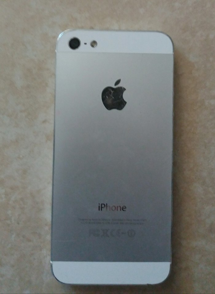 IPhone 5. Photo 1