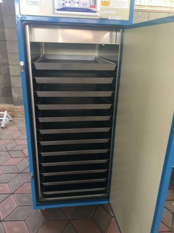 Шкаф для сушки овощей и фруктов. Photo 0