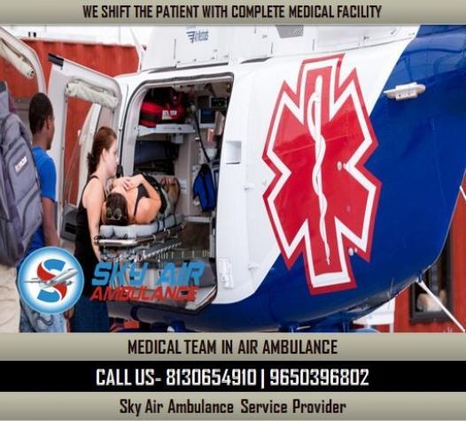 Take Hi-tech Medical Aviation Facility in Dehradun