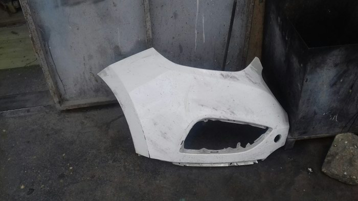 Hyundai ix 35 gabag bufer sag hisesi original. Photo 0