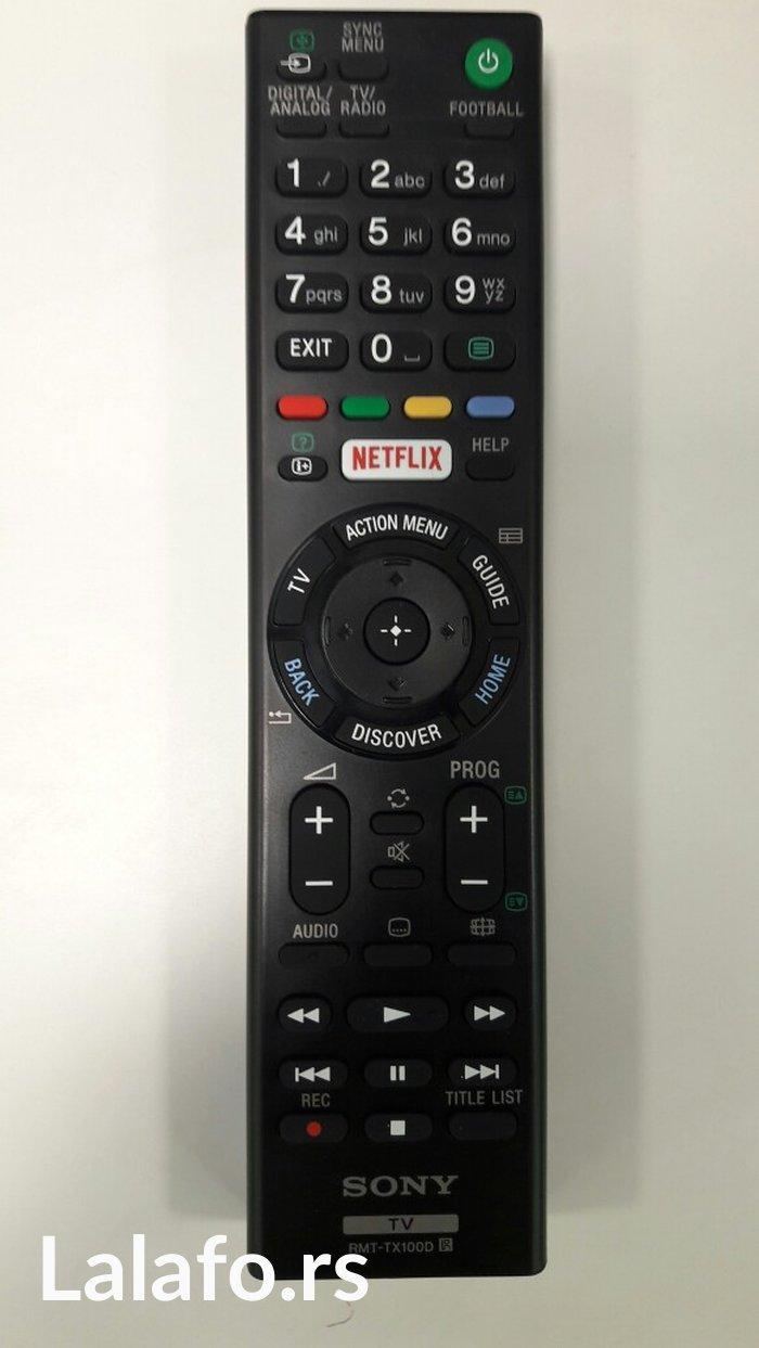 Sony daljinski original za LCD,LED,UHD - Beograd