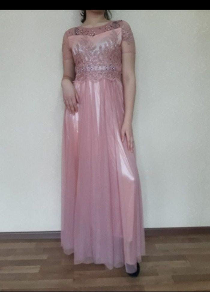 Вечернее платье б/у. Photo 1