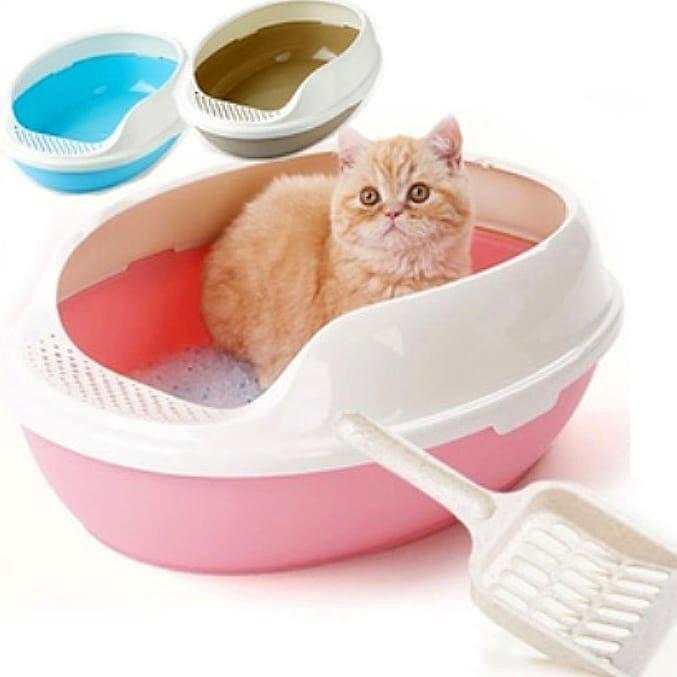 Ot ve pisikler ucun Tualetler satilir. catdirilma movcuddur. Photo 0
