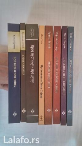 Pčelicina izdanja knjiga, knjige ukoričene, u odličnom stanju, kao - Beograd