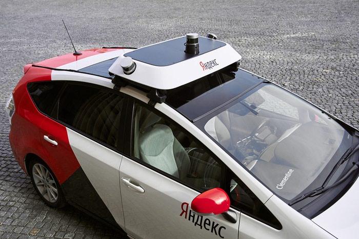 Такси Яндекс с лич