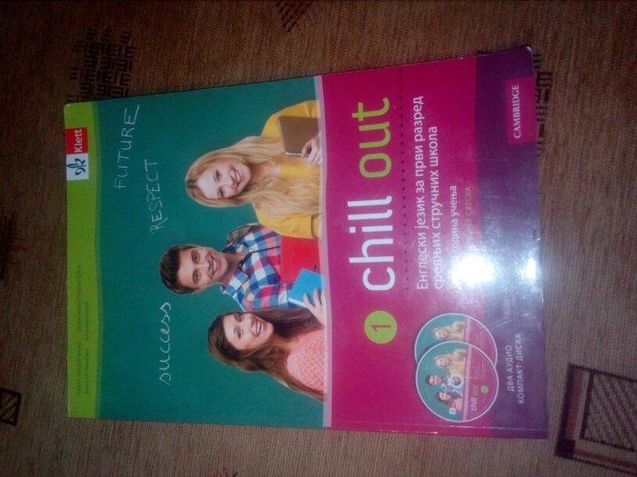 Nekorišćena nova kniga iz engleskog za 1godinu srednjih stručnih škola - Kragujevac