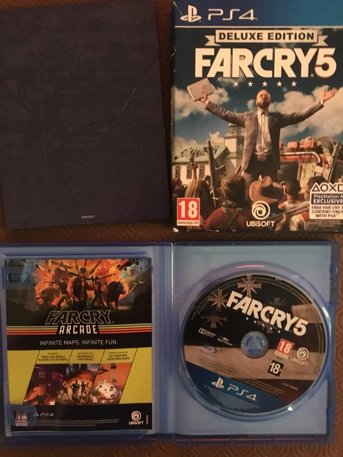 Far Cry 5 για ps4 Deluxe Edition. Photo 3
