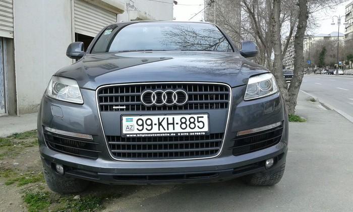 Audi Q7 2008. Photo 2