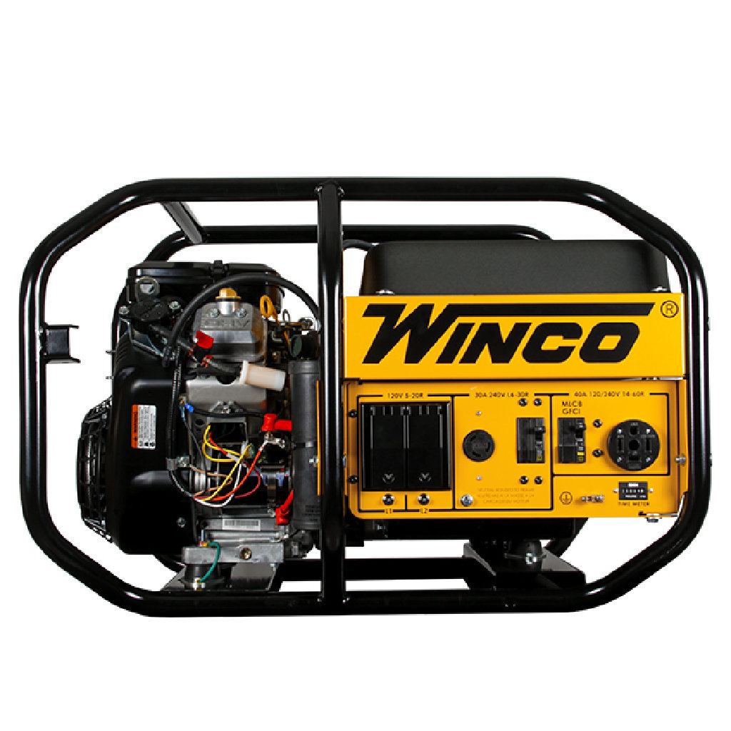 Winco W10000VE/A 10,000-watt Portable Gas Generator