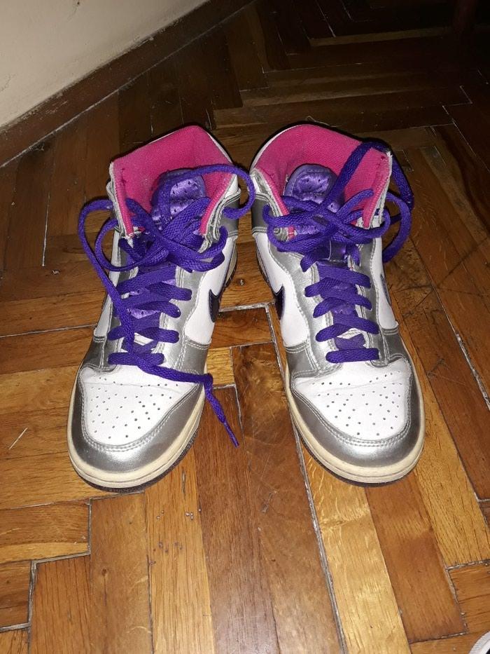 Nike patike, broj 38,5 (dužina gazišta 24cm).. Photo 1