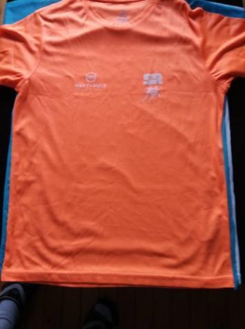 Αθλητικά ρούχα - Κεντρική Θεσσαλονίκη: Τεχνικη μπλουζα (καινουρια)