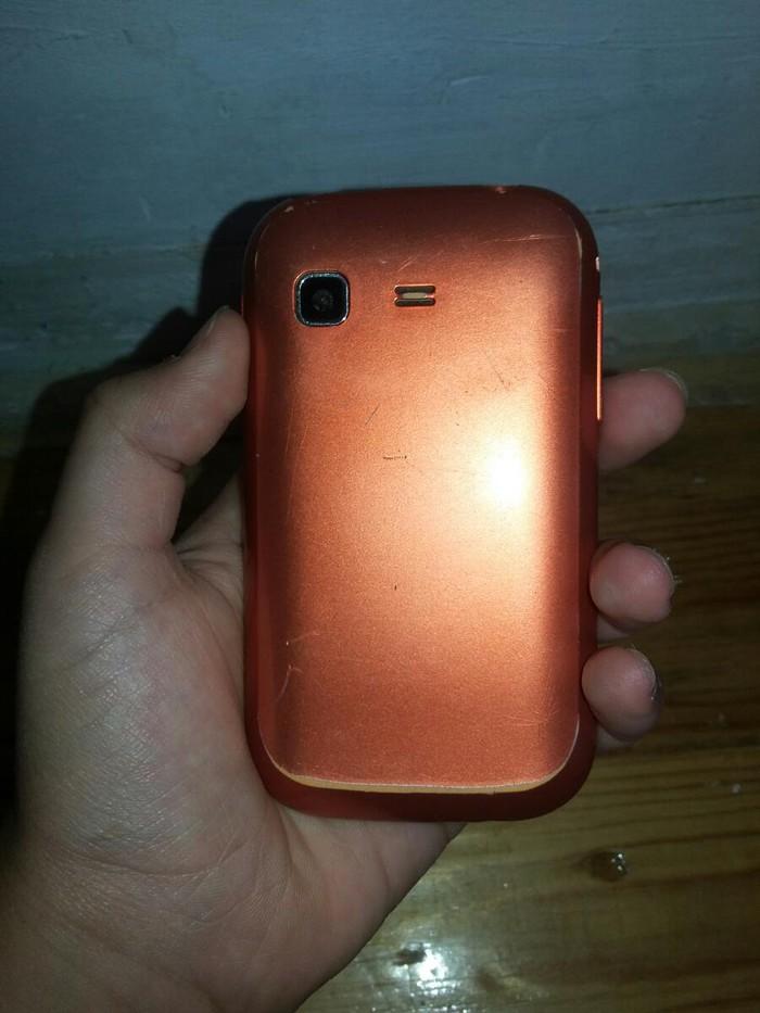 Б/у Samsung Galaxy Pocket 1 ГБ Оранжевый. Photo 1