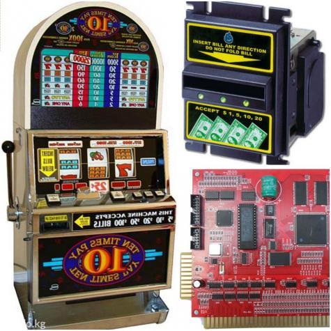 Комплектующие к игровые аппараты игровые автоматы казино верхние печеры нижний новгород