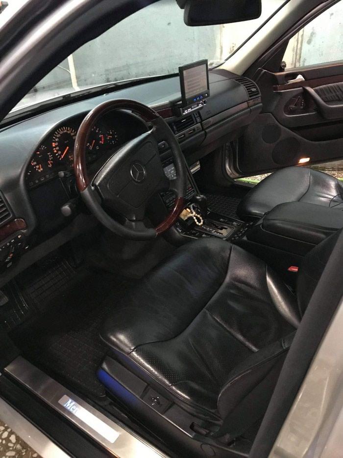 Mercedes-Benz S-Class 1997. Photo 6