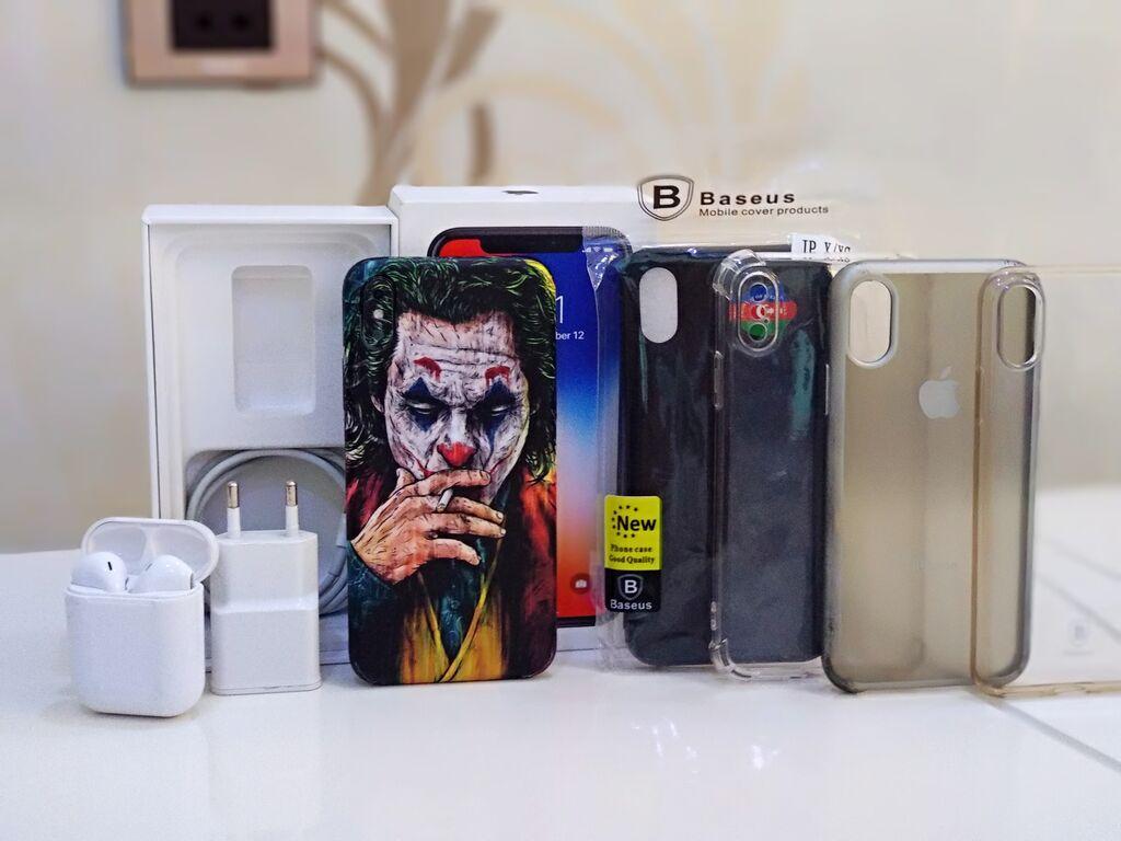 IPhone X | 64 GB | Boz (Space Gray) | İşlənmiş: IPhone X | 64 GB | Boz (Space Gray) | İşlənmiş