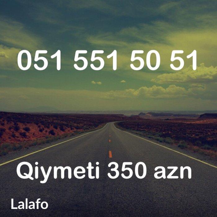 Xırdalan şəhərində Azercell nomre 0515515051