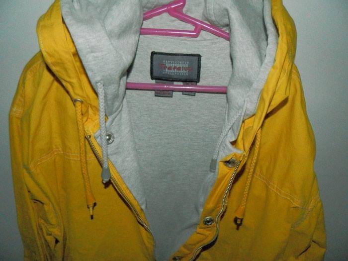 Zara medium μπουφαν με αποσπωμενο μακο γιλεκο. Photo 1