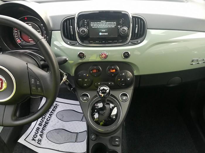 Fiat 500 2016. Photo 3