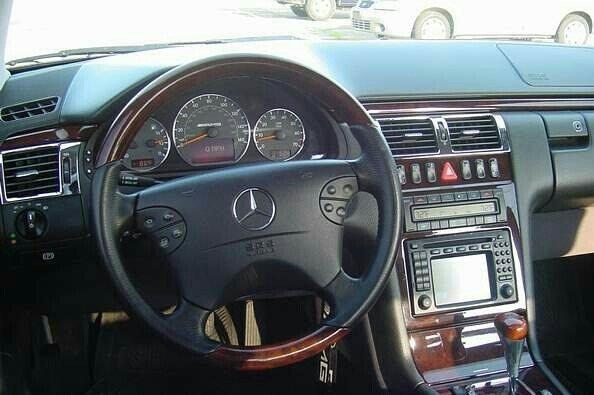 Mercedes W210 halqa. Photo 0