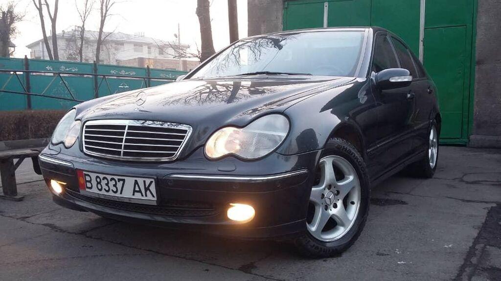 Mercedes-Benz 200 2 л. 2001 | 123456 км