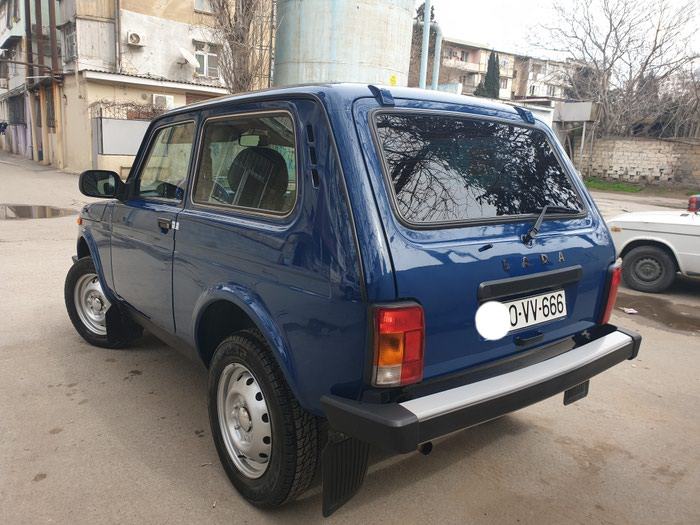 VAZ (LADA) 4x4 Niva 2015. Photo 3