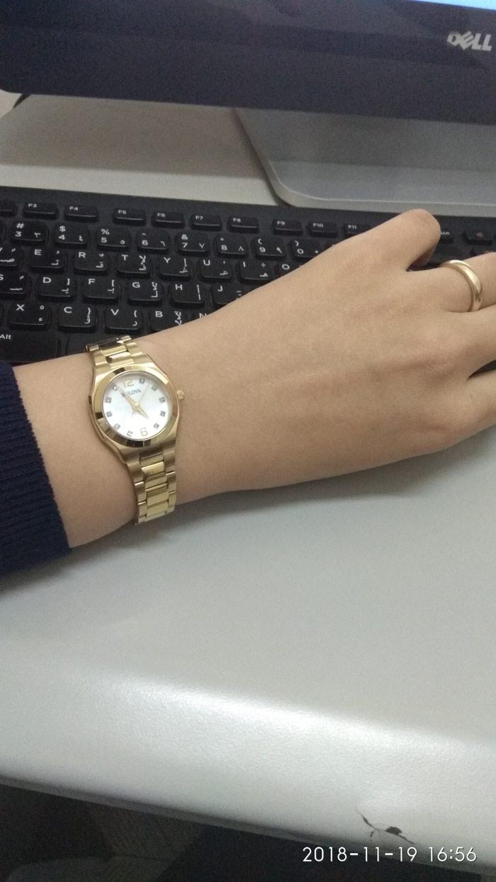 Часы Bulova наручные, женские, diamond. Photo 2