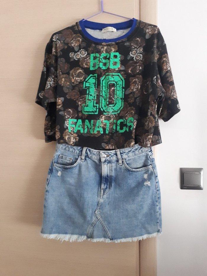 Bsb μπλουζα. Φορεμενη μονο 2 φορες σε αριστη κατασταση χωρις καμια φθο. Photo 0