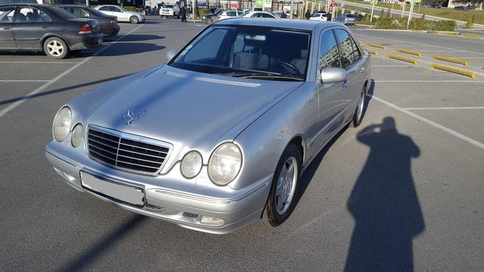 Mercedes-Benz E 240 2000. Photo 3
