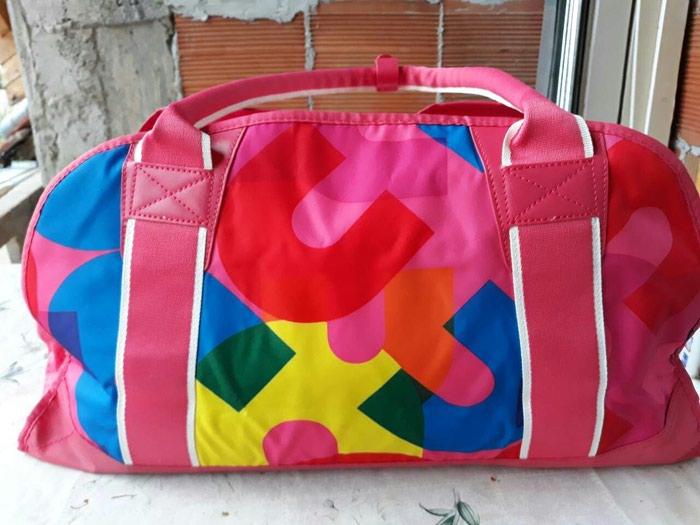 Nike torba,nije koriscena duzina 49 cm, sirina 18 cm