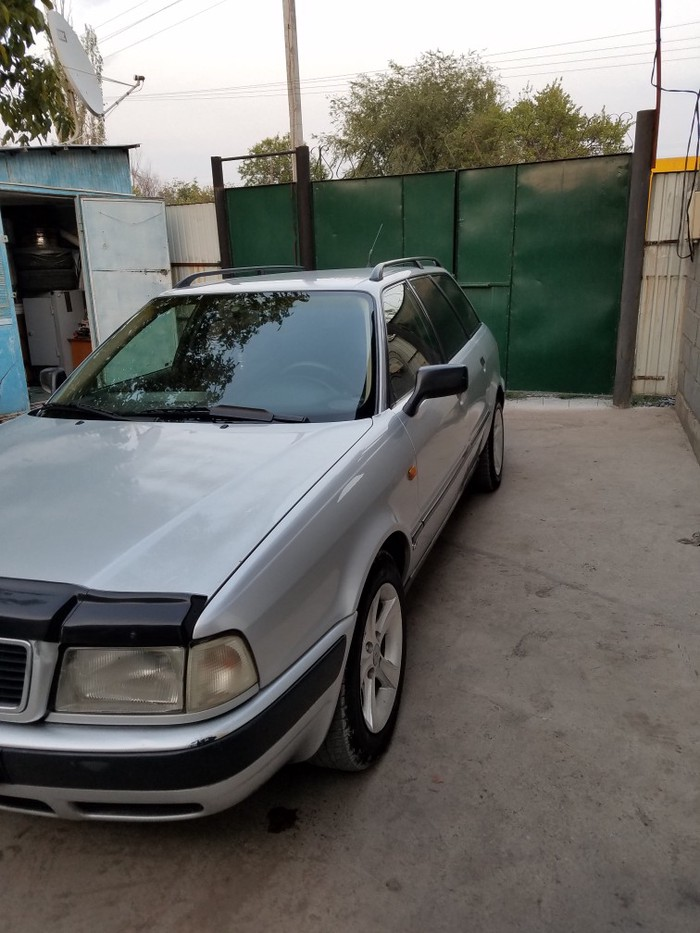 Audi 80 1992. Photo 2