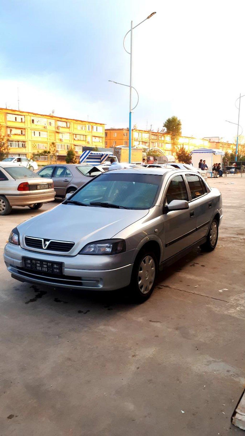 Opel Astra 1.6 л. 2000 | 12345 км