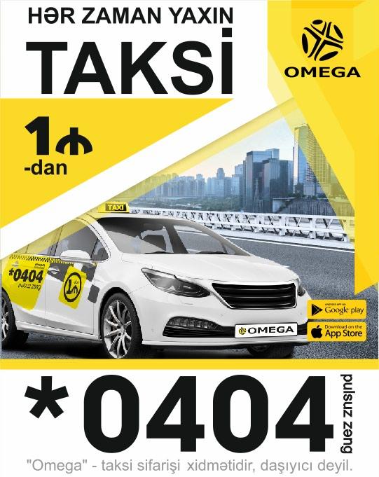 Bakı şəhərində Sərfəli taksi. *0404
