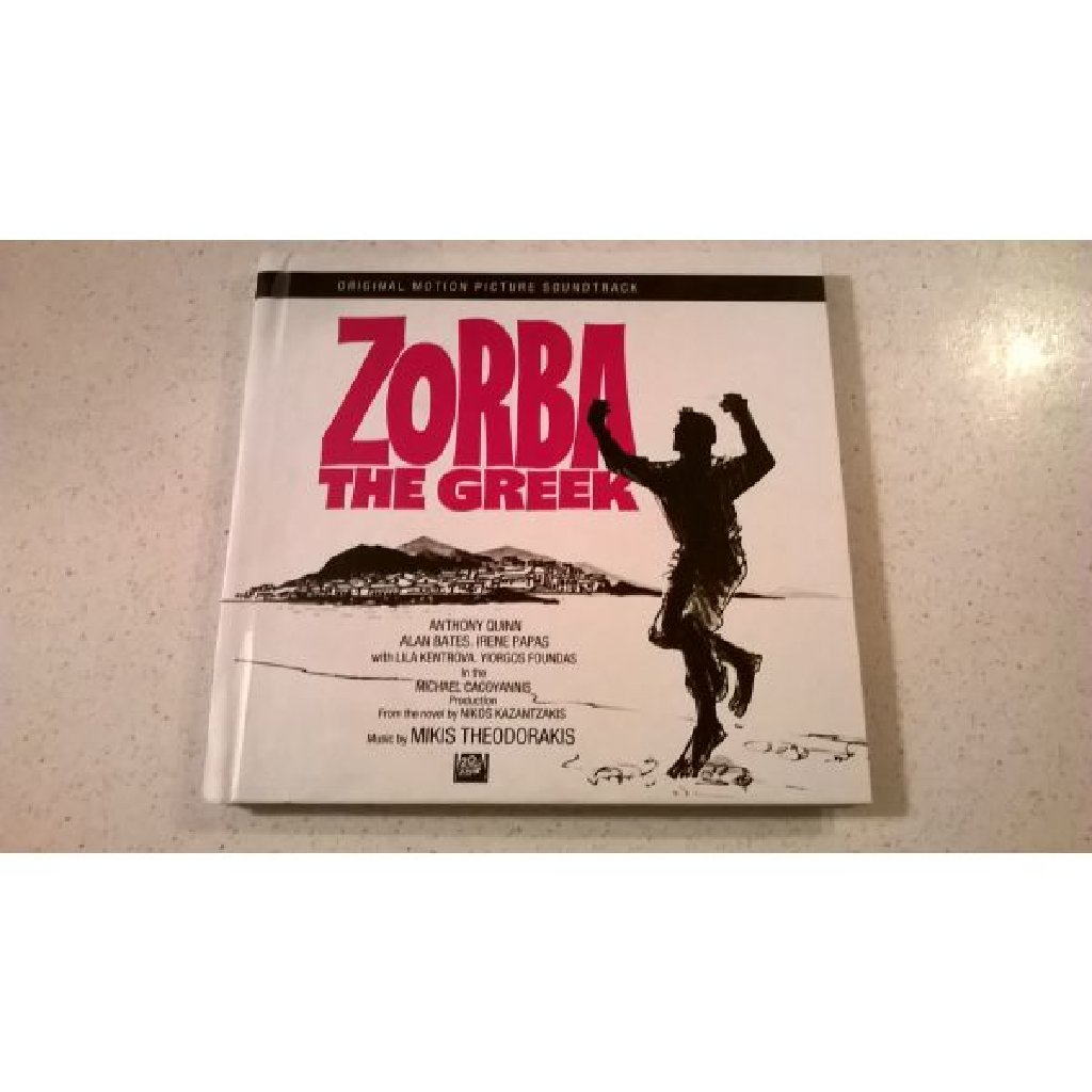 Mikis Theodorakis ‎– Zorba The Greek (Original Soundtrack)