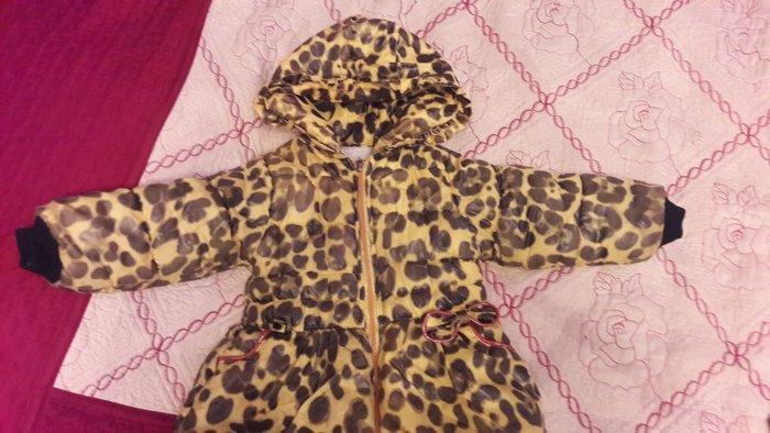 Детская зимняя куртка для девочки на в Бишкек
