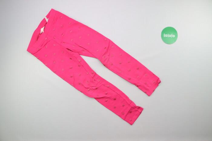 Дитячі легінси H&M, зріст: 140 см, вік: 9-10 р   Довжина: 72 см До: Дитячі легінси H&M, зріст: 140 см, вік: 9-10 р   Довжина: 72 см До