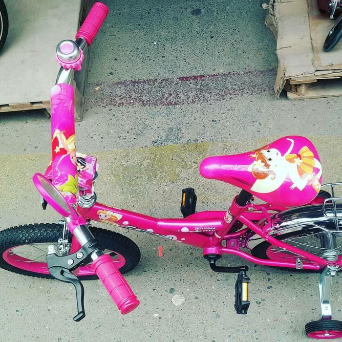 16liq velosiped. Photo 0