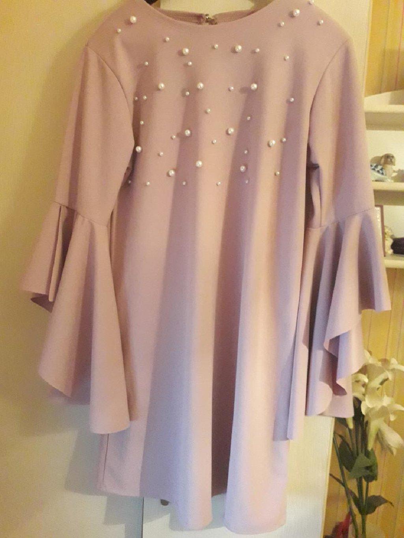 Haljina u puder rozoj boji samo probana extra povoljno
