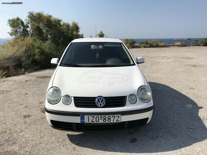 Volkswagen Polo 2002. Photo 3