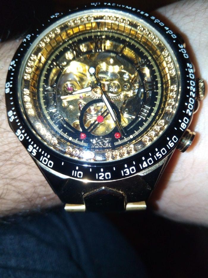 Male Χρυσή Fashion Ρολόγια χειρός σε Bakı 4de47af7f8b