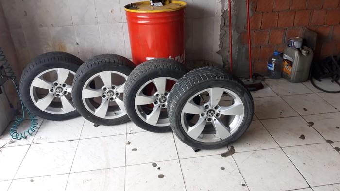 BMW Disk tekerleri. Photo 1