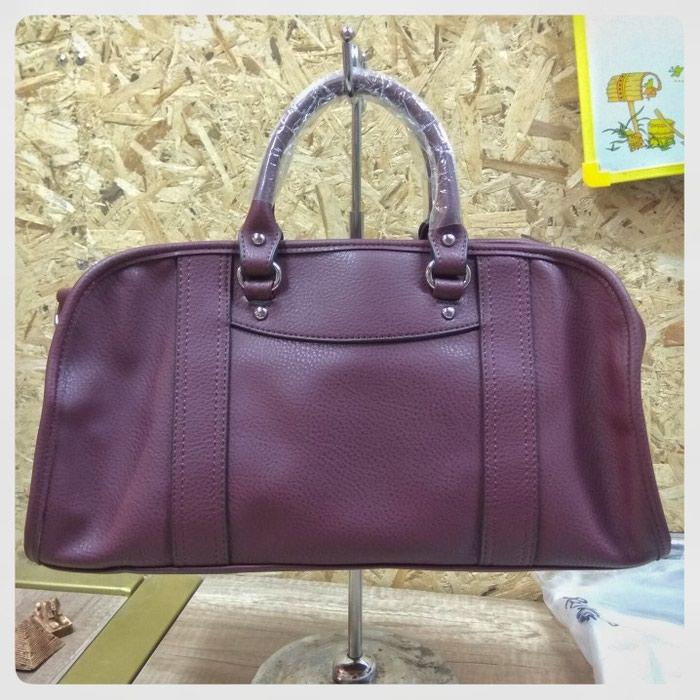 5505198ec6de Женская сумка из искусственной кожи за 800 KGS в Бишкеке: Сумки на ...